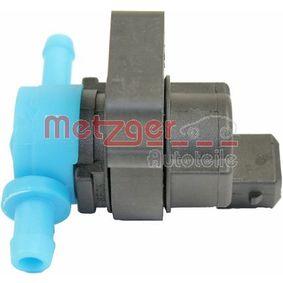 compre METZGER Válvula, filtro de carvão activado 2250241 a qualquer hora
