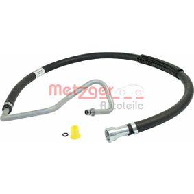köp METZGER Hydraulikslang, styrsystem 2361050 när du vill