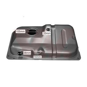 Serbatoio carburante 1830082 con un ottimo rapporto VAN WEZEL qualità/prezzo