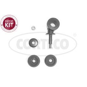compre CORTECO Kit de reparação, tirante da barra estabilizadora 49399329 a qualquer hora
