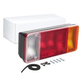 Luce posteriore VAN WEZEL 2810926 comprare e sostituisci