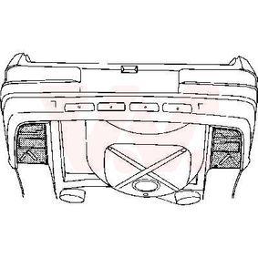 VAN WEZEL дъно на купето(каросерията), багажно / товарно пространство 3010333 купете онлайн денонощно