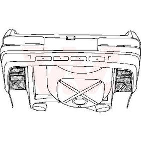 buy VAN WEZEL Body Floor, boot- / cargo area 3010333 at any time