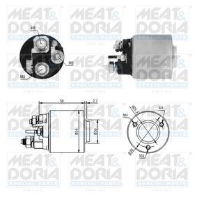 MEAT & DORIA Elettromagnete, Motore d'avviamento 46288 acquista online 24/7