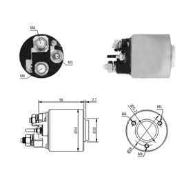 MEAT & DORIA Włącznik elektromagnetyczny, rozrusznik 46288 kupować online całodobowo