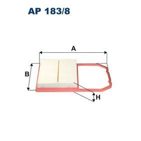 Filtru aer FILTRON AP183/8 cumpărați și înlocuiți