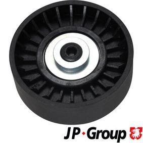 buy JP GROUP Tensioner Pulley, V-belt 1118303600 at any time