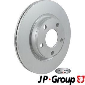 Disque de frein 1163112600 JP GROUP Paiement sécurisé — seulement des pièces neuves