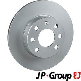 Achetez et remplacez Disque de frein 1263104500