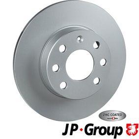 Disco de travão 1263104500 JP GROUP Pagamento seguro — apenas peças novas