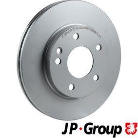 Disque de frein 1363106100 JP GROUP Paiement sécurisé — seulement des pièces neuves