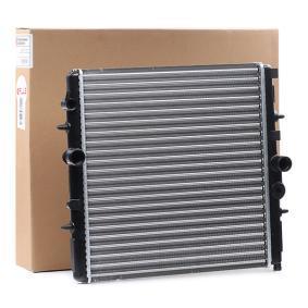 Radiateur, refroidissement du moteur 40002188 à un rapport qualité-prix VAN WEZEL exceptionnel