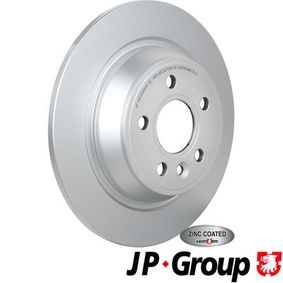 Brake Disc 1563200600 with an exceptional JP GROUP price-performance ratio