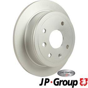Disco de travão 3263200200 JP GROUP Pagamento seguro — apenas peças novas