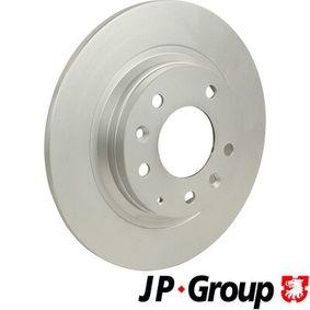 Bremsscheibe von JP GROUP - Artikelnummer: 3863200300