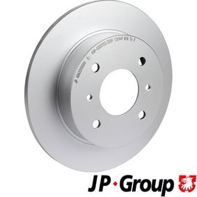 Brake Disc 4063200500 JP GROUP Secure payment — only new parts