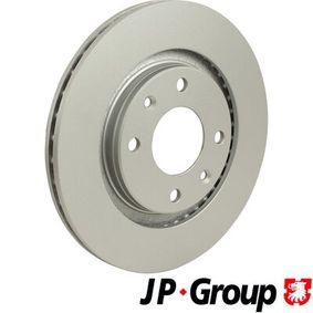 Disco de travão 4163102400 JP GROUP Pagamento seguro — apenas peças novas
