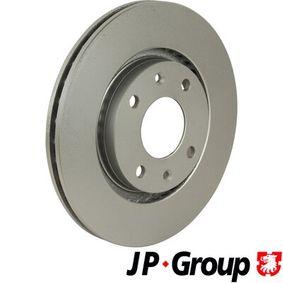 Disco de travão 4163103100 JP GROUP Pagamento seguro — apenas peças novas