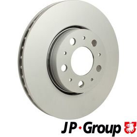 Brake Disc 4963100700 JP GROUP Secure payment — only new parts