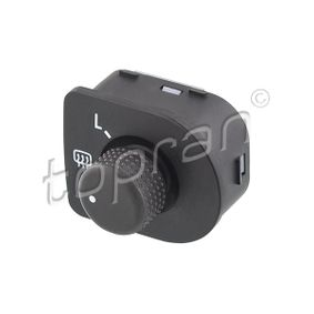 buy TOPRAN Switch, mirror adjustment 116 030 at any time