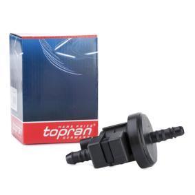 compre TOPRAN Válvula de ventilação / respiro, depósito de combustível 116 530 a qualquer hora