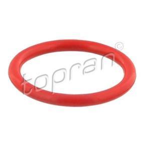 compre TOPRAN Junta, carregador 116 629 a qualquer hora