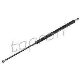 Bromsskiva 600 594 TOPRAN Säker betalning — bara nya delar