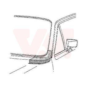 VAN WEZEL Telaio parabrezza 5810152 acquista online 24/7