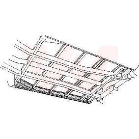 VAN WEZEL Pianale carrozzeria 5851.22 acquista online 24/7