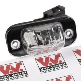 VAN WEZEL светлини на регистрационния номер 5880920 купете онлайн денонощно