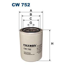 acheter FILTRON Filtre de liquide de refroidissement CW752 à tout moment