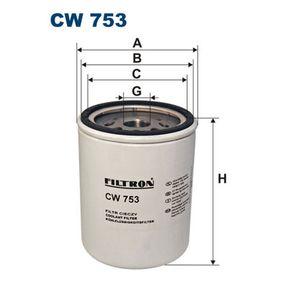 FILTRON филтър за охладителната течност CW753 купете онлайн денонощно