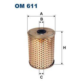 FILTRON Filtro idraulico, Sterzo OM611 acquista online 24/7