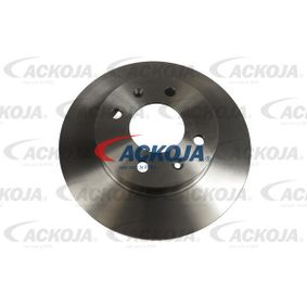 Brake Disc A52-2507 ACKOJAP Secure payment — only new parts