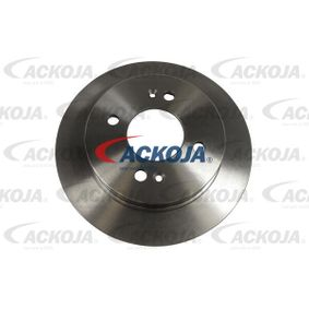 Brake Disc A52-2508 ACKOJAP Secure payment — only new parts