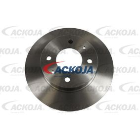 Brake Disc A52-2510 ACKOJAP Secure payment — only new parts