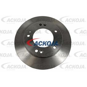 Brake Disc A53-2501 ACKOJAP Secure payment — only new parts
