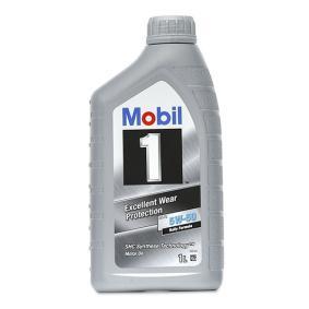 Aceite de motor 153632 MOBIL Pago seguro — Solo piezas de recambio nuevas