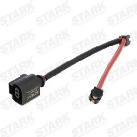 Contatto segnalazione, Usura guarnizione freno STARK SKWW-0190009 comprare e sostituisci