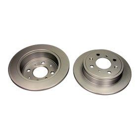 Disco de travão QD2603 QUARO Pagamento seguro — apenas peças novas