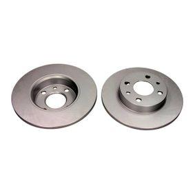 Disque de frein QD3559 QUARO Paiement sécurisé — seulement des pièces neuves