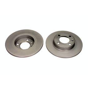 Disque de frein QD4790 QUARO Paiement sécurisé — seulement des pièces neuves
