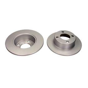 Disque de frein QD6041 QUARO Paiement sécurisé — seulement des pièces neuves