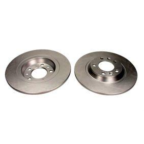 Disque de frein QD7404 QUARO Paiement sécurisé — seulement des pièces neuves