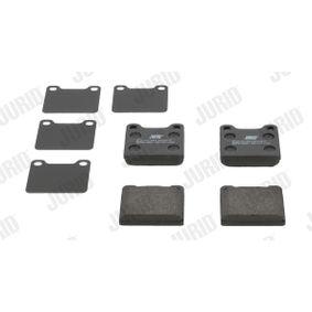 Kit pastiglie freno, Freno a disco 571417J per VW KAEFER a prezzo basso — acquista ora!