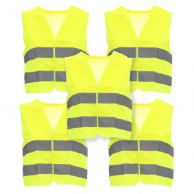 High-visibility vest A106 001 SET/5 at a discount — buy now!