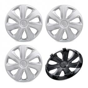 Wheel covers 14 LIVORNO CARBON at a discount — buy now!