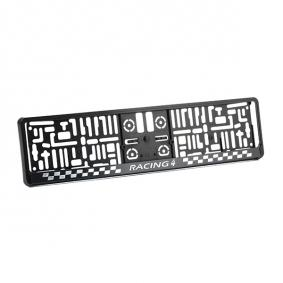 ARGO Държачи за регистрационни табели MONTE CARLO 3D купете онлайн денонощно