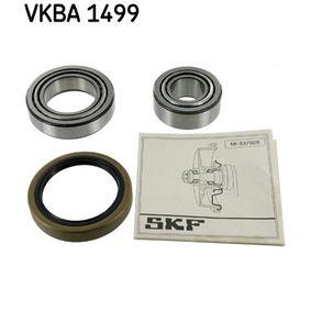 Zestaw łożysk koła VKBA 1499 w niskiej cenie — kupić teraz!