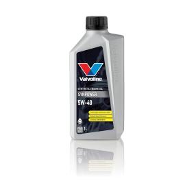Olej silnikowy 872380 z dobrym stosunkiem Valvoline cena-jakość